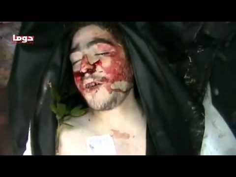 Syria | Douma | Ahmad Dyab Afoof| Dec.08, 2012