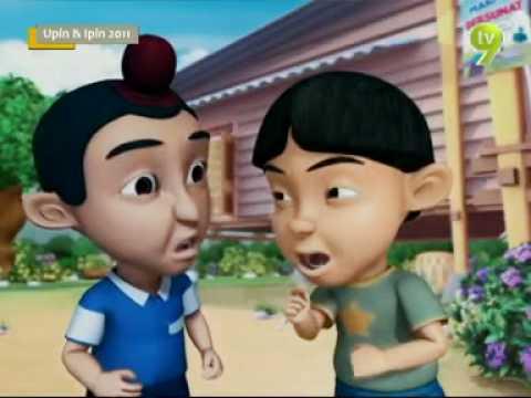 UPIN & IPIN 2011 Season 5 Sakit Ke EPISODE 7