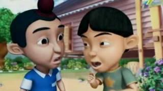 UPIN & IPIN 2011 (Season 5)  - Sakit Ke? (EPISODE 7)