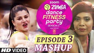 Zoom Zumba Dance Fitness Party Video Song | Mash Up 2 | Pallavi Sharda, Kainaat Arora, Sucheta Pal