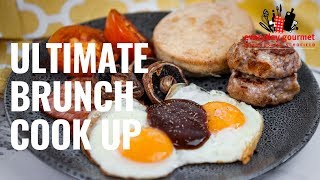 Ultimate Brunch Cook Up | Everyday Gourmet S8 E86