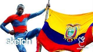 Súper Héroe Ecuatoriano