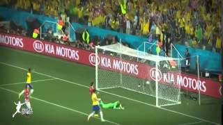 اجمل 10 اهداف في كأس العالم 2014   الجولة الاولى