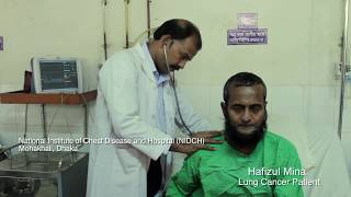 Bangladesh anti-tobacco campaign - Lung Cancer