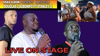 DOUGALS J   FT  STANLEY   LIVE ON STAGE