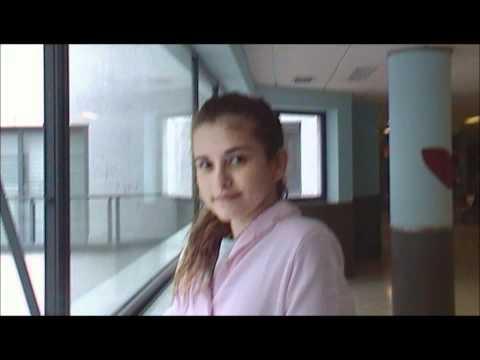 operaçao de escoliose da Milena