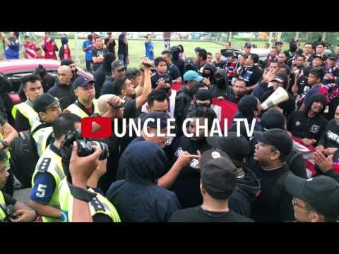 FA Cup 2017 JDT vs Pahang: Perbincangan antara BOS dgn PDRM