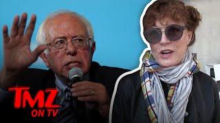 Susan Sarandon: Bernie Sanders 2020? | TMZ TV