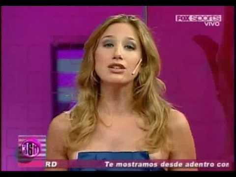 Alina Moine en FS 360 Temporada 2009 4