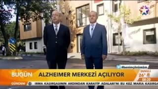 Alzheimer Merkezi ve Sosyal Yaşam Evi Açılışı-Star TV Canlı Yayın