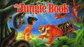 Прохождение игры Книга Джунглей, Jungle book, Dendy [007]
