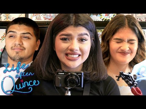 Spring Break Tattoos LIFE AFTER QUINCE Season 5 EP 4