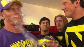 Raw: Wade Barrett orders John Cena
