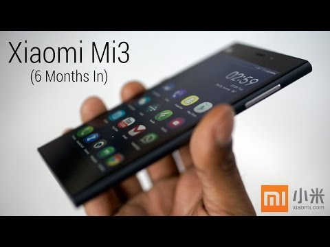 Back to the Xiaomi Mi3 - 2nd Review (6 Months In)