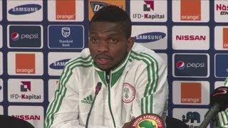 Nigeria vs Mali - Africa Cup of Nations 2013 Semi Final