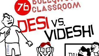 Bollywood Classroom | Episode 76 | Desi Vs Videshi #MakeInIndia