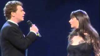 Sarah Brightman and Michael Ball - All I Ask Of You (Letra en Español)