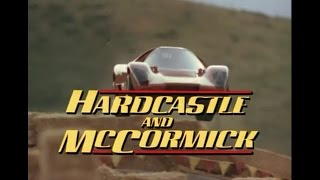 Hardcastle and McCormick Opening Credits and Theme Song