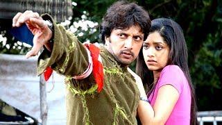 Sudeep, Mamta - Hindi Dubbed 2017 |  Hindi Dubbed Movies 2017 Full Movie - Rowdy Gunda