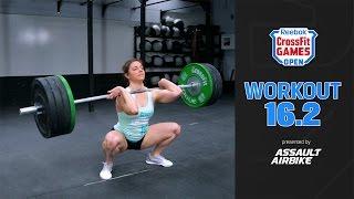 Open Workout 16.2 Standards