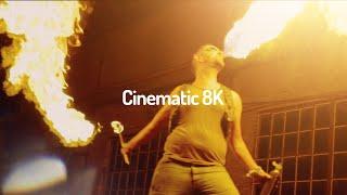 Cinematic Video | 8K