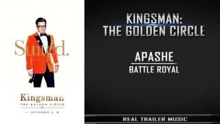 Kingsman 2: The Golden Circle Trailer #2 Music | Apashe - Battle Royal