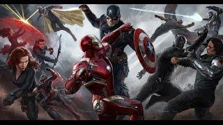 Batalla en el aereopuerto |   Captain America Civil War Fight S   720P HD