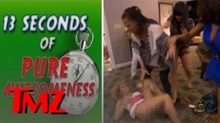 The Best Reality Show Fight EVER -- Love & Hip Hop | TMZ