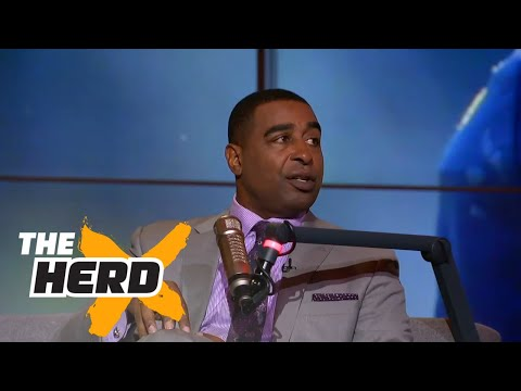 Cris Carter on Jabrill Peppers Gareon Conley and the 2017 NFL Draft THE HERD