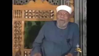 الشيخ الشعراوي و حديث عجيب في فضل الصلاة على النبي ﷺ