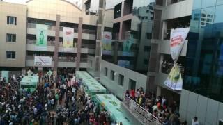 Shironamhin live concert at Independent University, Bangladesh (iub)