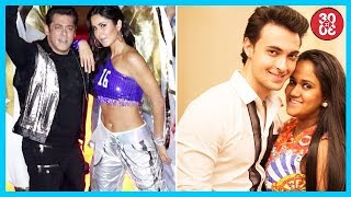 Salman-Katrina Perform At Indian Super League, Arpita-Ayush Celebrate Marriage Anniversary
