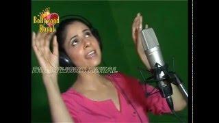 Chhavi Mittal at Song Recording of Her new TV Show  of 'Krishnadasi' Part  1