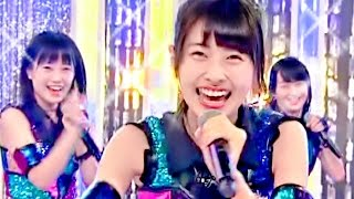 【Full HD 60fps】 HKT48 最高かよ <フルコーラス歌詞付>(2016.09.24) 8th Single