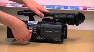 Camera - Panasonic HD (for Students)
