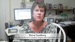 Elaine Sundberg CCE