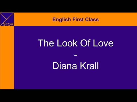 Download The Look of Love (with lyrics) - Diana Krall (Ystor - EFC)