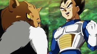 VEGETA vs TOPPO HYPE!!! Dragon Ball Super Episode 112 Review