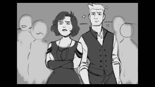 The Duel [Animatic] - Great Comet of 1812