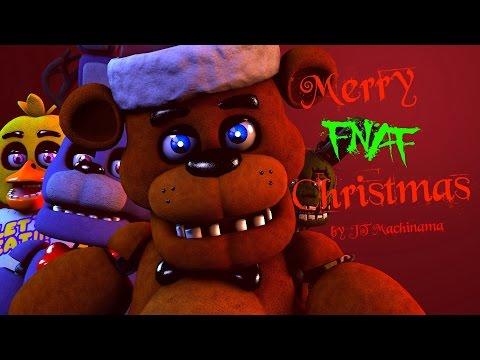 Xxx Mp4 FNAF SFM SONG Merry FNAF Christmas Song By JT Machinima 3gp Sex