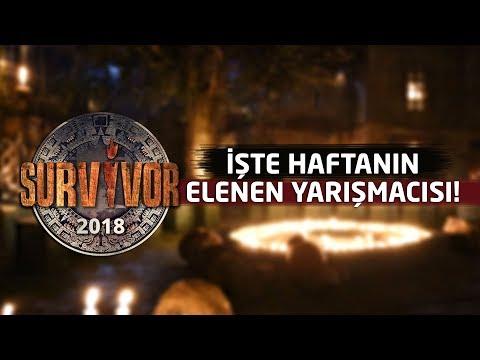 İşte Survivor 2018'de Haftanın Elenen Yarışmacısı!  | 23.Bölüm | Survivor 2018