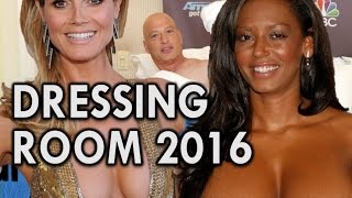 Judges Dressing Room Footage Compilation | America's Got Talent 2016 | Season 11 (Extra)