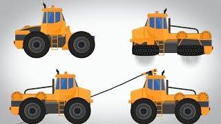 Transformer | All Terrain Truck | Rescue Truck | Air Borne Trucks | cartoon cars