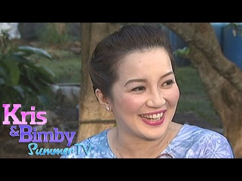 Kris Aquino s type of guy