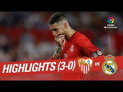 Xxx Mp4 Resumen De Sevilla FC Vs Real Madrid 3 0 3gp Sex