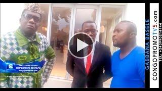 Comédie: Mobutu et Matata Mponyo parlent  sur le dialogue en RDC, Regardez...