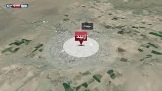 غارات للتحالف على مواقع للمتمردين في الحديدة