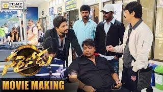 Sarrainodu Movie Making Video | Allu Arjun | Rakul Preet | Filmyfocus.com