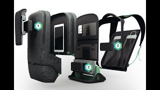 5 AMAZING SMART Backpacks You Must See !