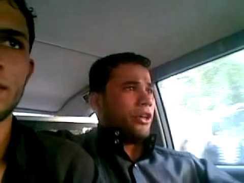 حسام الكريزي نعي في السيارة